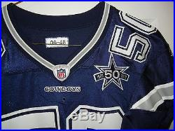 Romo Dez Witten Lee Austin 2010 Dallas Cowboys Game Issued Jersey Package