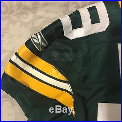 Ryan Pickett Game Used Worn Issued Packers Jersey