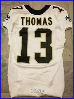 Saints NFL Game Issued Jersey