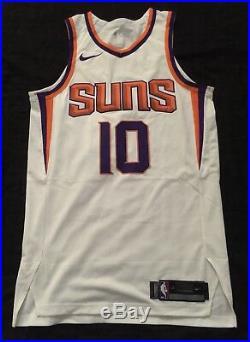 Shaq Harrison Game Jersey Phoenix Suns Tulsa Golden Hurricane Bulls Nike Issued