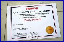 Signed Paul Pierce 2003 Celtics NBA All Star Issued Pro Cut Game Jersey COA
