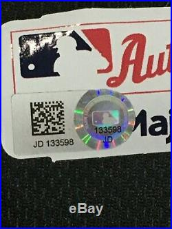 TBTC 2018 size 48 #63 WHALEN SEATTLE MARINERS GAME JERSEY ISSUED MLB HOLOGRAM