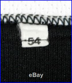 Tampa Bay Lightning Ryan Brown #48 Game Issued Black Jersey