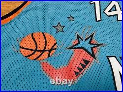 Terrell Brandon 1996 NBA ALL STAR GAME Used/Worn/Issued Jersey Michael Jordan