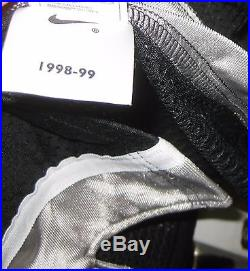 Tim Duncan 1998-99 NIKE Game Team Issue Jersey SZ50+4 Pro Cut Jordan Lebron