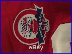 Tom Brady 2008 Game Issued Jersey