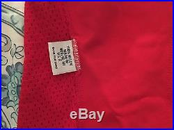 Tom Brady 2009 Game Issued Jersey