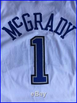 Tracy McGrady 2003-2004 Orlando Magic Signed Autographed Game Used Issued Jersey