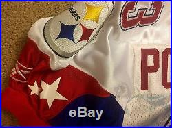 Troy Polamalu 2008 Game Issued Un / Used Pro Bowl Pittsburgh Steelers Jersey