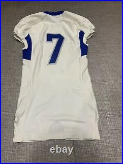 Under Armour Team Issued High School Football game jersey used IMG Academy #7