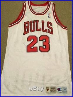 Upper Deck Signed Michael Jordan Autograph Jersey 95-96 UDA game issued