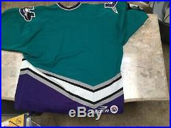 Vintage Kentucky Thoroughblades Ahl Hockey Jersey Authentic Replica Game Issue
