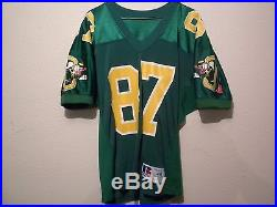 Vintage Oregon Ducks game worn/issued football jersey. Size 48