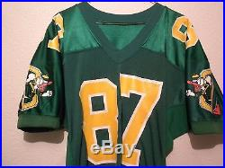 brand new 0934b ff78c Vintage Oregon Ducks game worn/issued football jersey. Size ...
