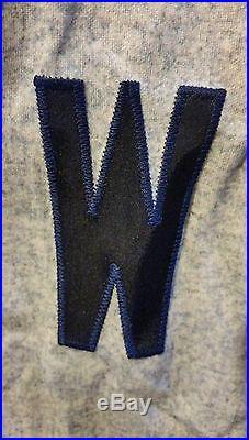 Wilson Ramos Game Used Jersey Homestead Grays Washington Nationals Issued Venezu